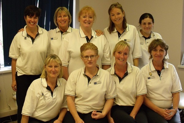 physiotherapists-team